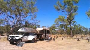 Camp at Kurrajong