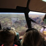 Flying over the Bungle Bungles