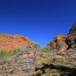 Escarpment walk