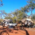 Camp at Jarnem