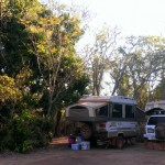 5. Camp at Daly River Esplanade