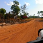 Entering Arnhem Land